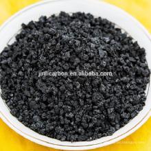 Coke de pétrole calciné chinois de qualité supérieure / CPC / additif de carbone calciné S0.5-0.7%