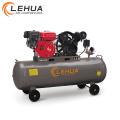 Motor da gasolina da bomba 4kw do compressor de ar do ferro fundido de 100 litros 2065