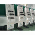 4 head 1500rpm super high speed embroidery machine