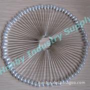 38mm White Color Sharp End Haberdashery Teardrop Head Pin (G1105D)