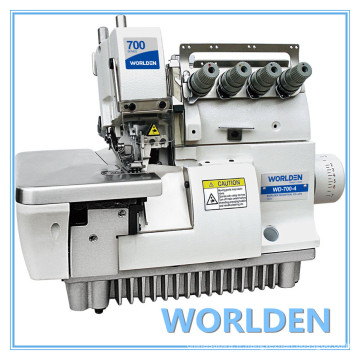 DEO-700-4/700-4 h quatre fil Overlock Machine à coudre
