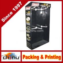 Sidekicks Corrugated Cardboard Pop Display (6121)