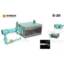 Fabricants faits sur commande de l'industrie efficace de cuisson d'aliments de chauffage de brûleur de gaz d'énergie (brûleur E20 de réchauffeur d'air)