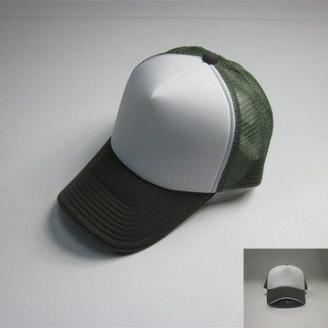 Promotional Cheap Reflective Trucker Cap
