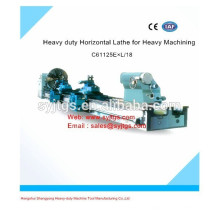 Horizontal Heavy duty lathe and Horizontal lathe machinery lathe for sale