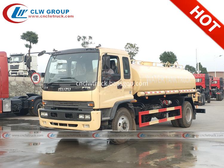 Isuzu Tanker Truck 10 000 Liters