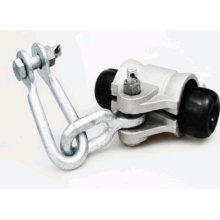 high quality suspension and stain clamps with insulator