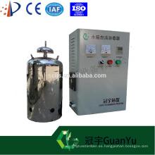 Tratamiento de Agua Generador de Ozono auto limpieza productos de agua de filtro