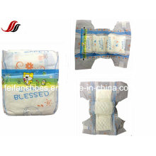 Hot Sale Dry Soft and Breathable Baby Diapers, Cheap Price Baby Diaper