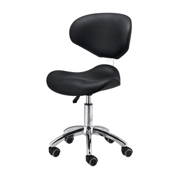 Verstellbarer Master Chair mit Rückenlehne und Fußstütze