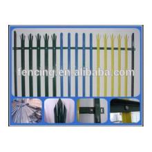 Ornements en fer forgé galvanisé de haute qualité prix bas clôtures