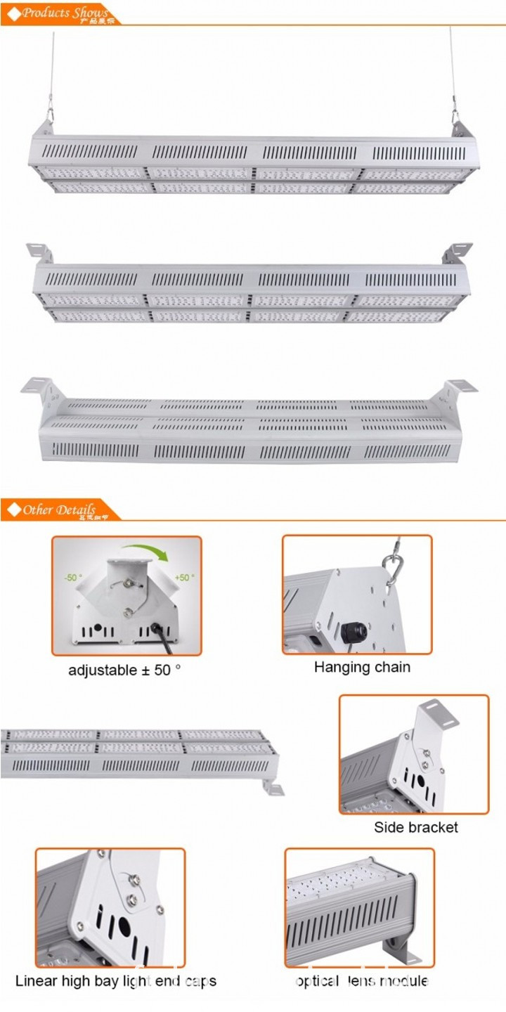 400W High Power LED Light