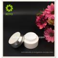 200g melhor venda branco colorido vazio frasco de plástico cosmético