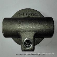 Углеродистая сталь с литье под давлением с ЧПУ