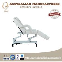 Electric Treatment Table Lift Recliner Chair Shiatsu Massage Chair
