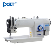 DT7903-D4 computerized single needle industrial elastic flat lock sewing machine price
