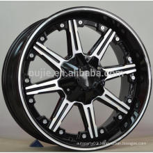 Hot sale 17inch car alloy wheel 6*139.7
