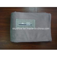 100 % Polyester Acryl Flugzeug Decke mit schwer entflammbar