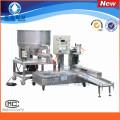 Aceite viscoso líquido máquina de llenado automático de pesaje