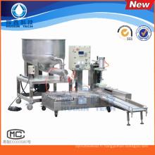 Huile liquide visqueux pesant Remplisseuse automatique