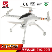 Walkera QR X350 Pro FPV Drone RC Quadrocopter RTF, iLook Cámara HD, G-2D Cardán, DEVO F7 Transmisor 2.4Ghz 7CH Imagen en tiempo real