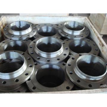 Bride RF de col de soudage en acier au carbone ASME B16.5 A182 F11 / F12