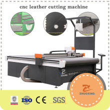 CNC PU Leather Cutting Table Machine