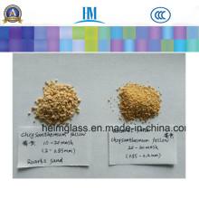A021 Arena de sílice, Arena de cuarzo, Mineral de cuarzo para mármol