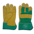 Cow Grain Leather Workers Working Gloves for Welding