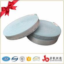 Cor pp tecido cinta de cinto elástico estreito