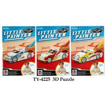 Lustiges 3D Puzzle Spielzeug
