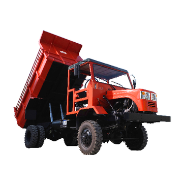 Wolf 4X4 Multi-Purpose Truck