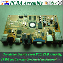 fabrication de carte PCB et réclamation de rosh pcb pcba assemblent le prototype faisant pour la conception de circuit de PCb Assemblée de PCBA