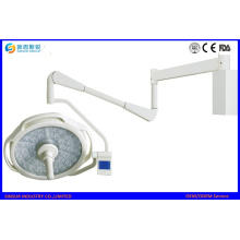ISO/Ce Approved One Head Ceiling Type LED Shadowless Operating Lamp