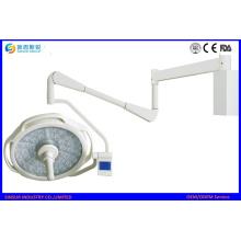 Один головной потолочный светодиодный светильник без теней, регулируемый