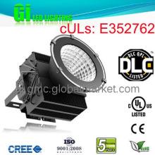 UL cUL DLC heat pIPe high bay light with 5 years warranty