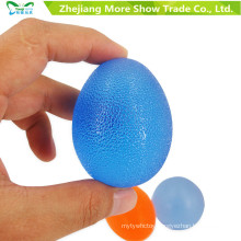 TPR Hand Exercise Therapy Stress Relief Strength Trainer Grip Ball Toys