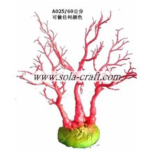 Good Quality Cnc Router price for Dry Tree Branches Red Color Wedding Table Tree Crystal Tree For Wedding Decoration With 60cm   supply to Yugoslavia Factories