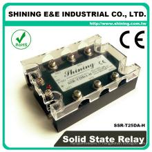SSR-T25DA-H Equal To Fotek CE approuvé 25A SSR 3 phases