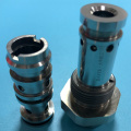 Mirror Polished Piston Rod of Hydraulic Valve