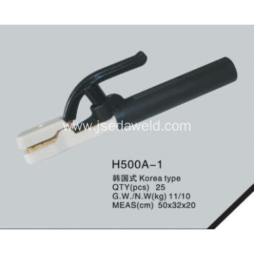 Korea Type Electrode Holder H500A-1