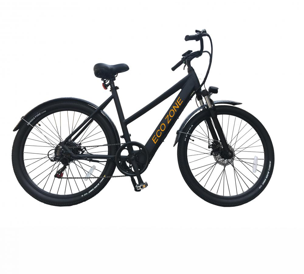 Hide Lithium battery in frame electric bicycle