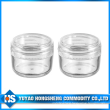 Hs-Pj-005D PS Material 30ml Capacity Plastic Jar for Comstic Packing
