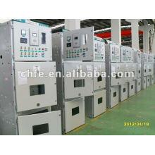 12kv Switchgear/armario / centralita / alto voltaje de paneles