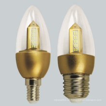 Bombillo de las ventas calientes 3W 5W 7W 9W 12W E27 B22 LED (Yt-20)
