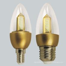 Горячие продаж 3ВТ 5Вт 7ВТ 9ВТ 12ВТ Е27 В22 светодиодные лампочки (УГ-20)