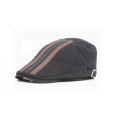 Pinsel Baumwolle Twill Streifen Applique Adult Casquette Hut