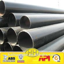 HAIHAO large diameter galvanized welded steel pipe