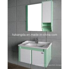 Cabinet de salle de bains en PVC / vanité de salle de bain en PVC (KD-298B)