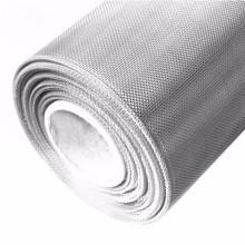150 200 Mesh Pure Nickeldrahtgewebe / Nickeldrahtgewebe
